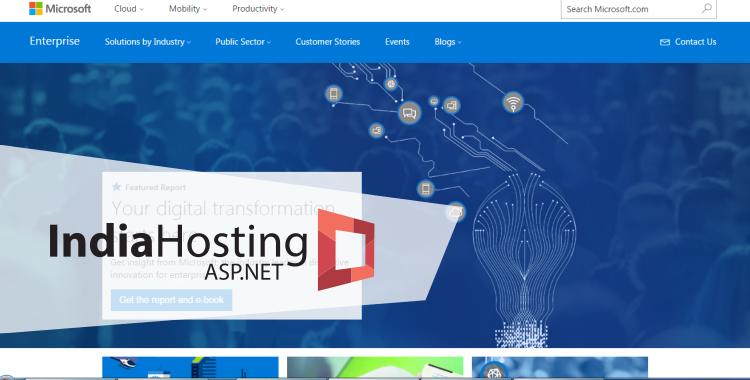 SQL Server Reporting Services (SSRS) 2016 Hosting