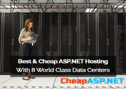 Best and Cheap ASP.NET Hosting with 8 World Class Data Centers