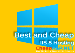 Best and Cheap IIS 8 Hosting