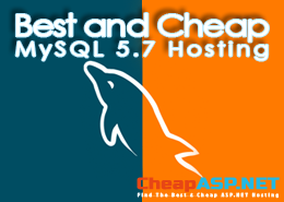 Best and Cheap MySQL 5.7 Hosting