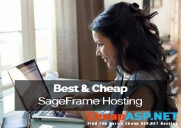 Best and Cheap SageFrame Hosting