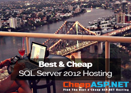 Best and Cheap SQL Server 2012 Hosting
