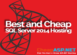 Best and Cheap SQL Server 2014 Hosting in 2015