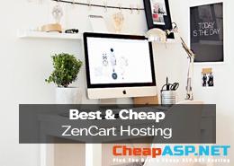 Best and Cheap ZenCart Hosting