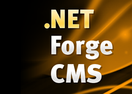 cheap .NET Forge CMS Hosting
